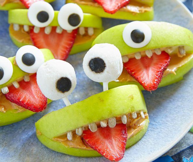 Ricette di halloween per bambini mamma felice for Ricette bambini