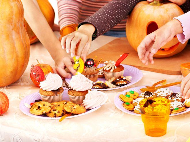 Ricette di halloween per bambini mamma felice for Ricette per bimbi