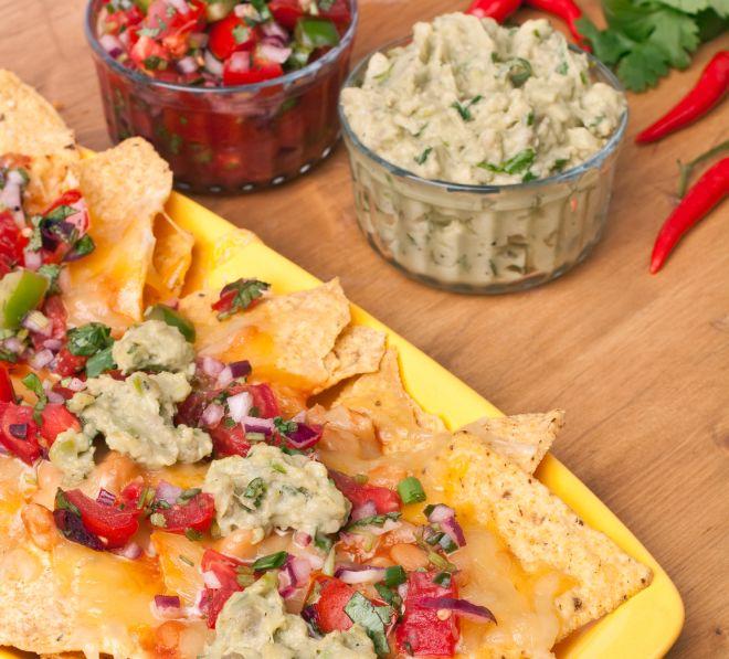 10 idee per organizzare una cena messicana mamma felice for Ricette messicane