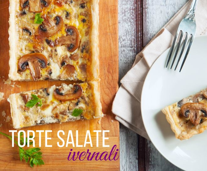 10 ricette di torte salate invernali mamma felice for Ricette torte salate