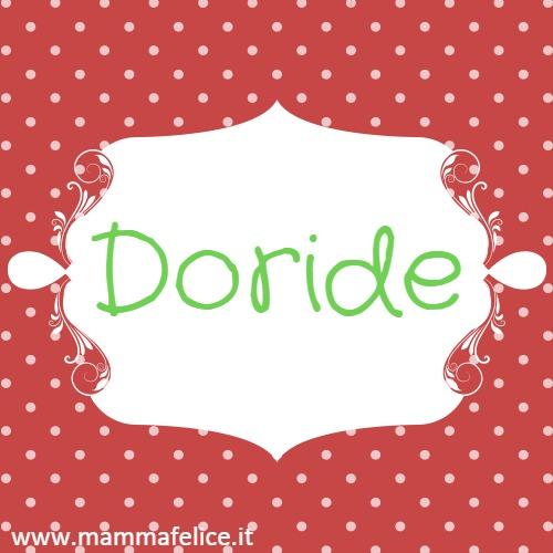 Doride