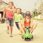 Confort e sicurezza in auto per i bambini