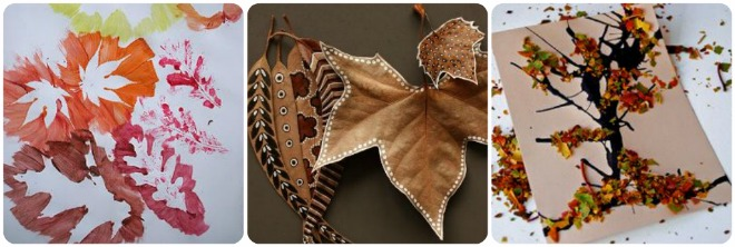 lavoretti-creativi-con-le-foglie
