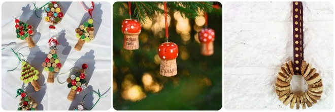 Lavoretti con i tappi di sughero mamma felice for Lavoretti natalizi semplici