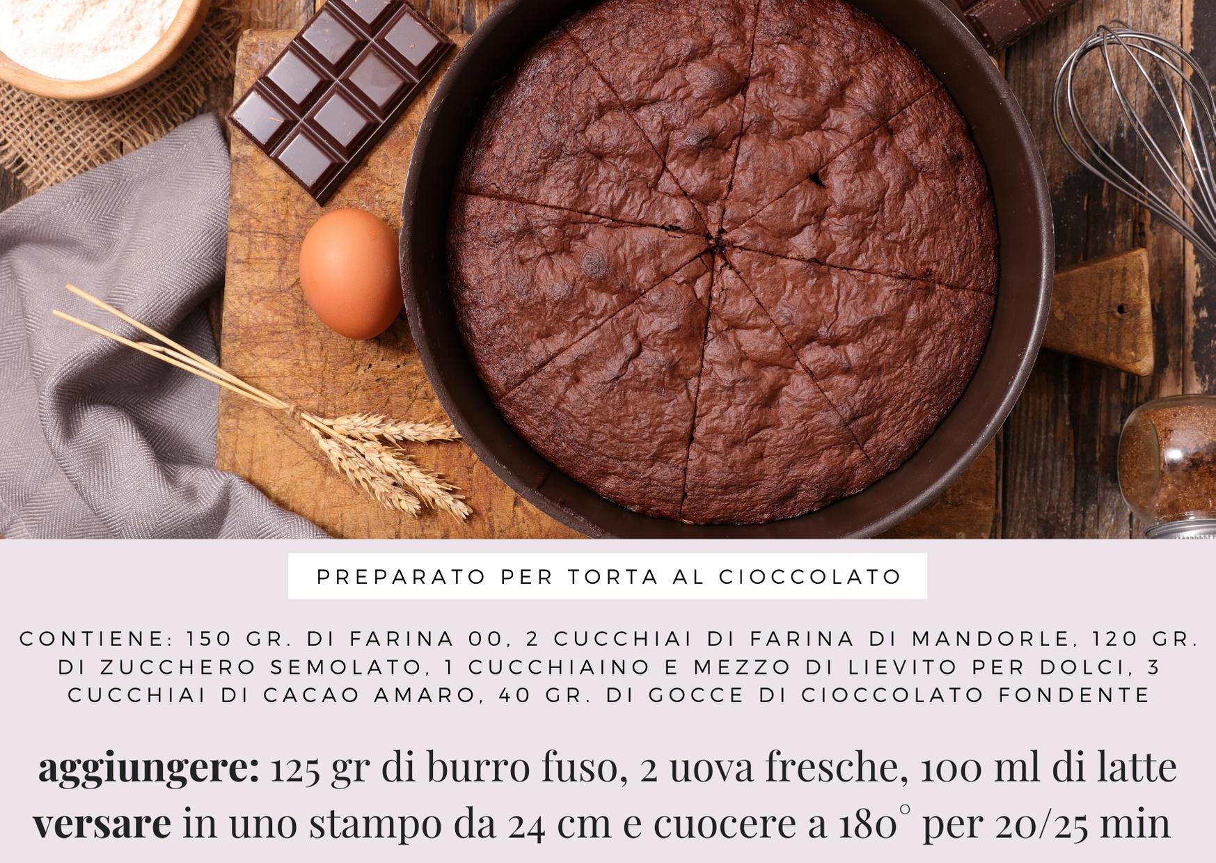 istruzioni-preparato-torta-cioccolato-mandorle
