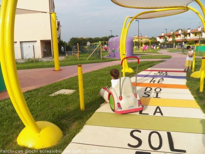 Cosa sono i parchi giochi inclusivi  Mamma Felice