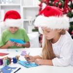 Regalo di Natale creativo per bambini