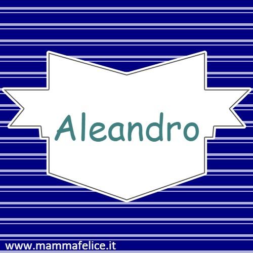 Aleandro