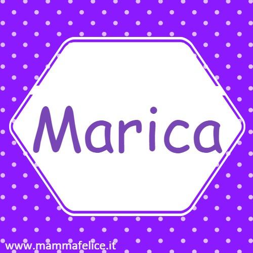 Marica