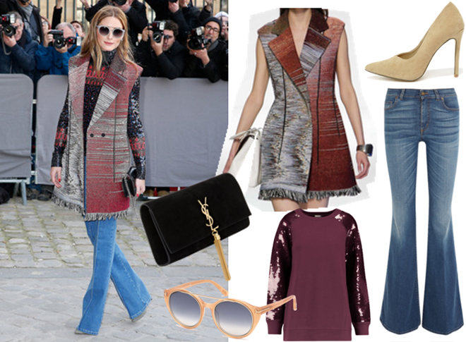 come indossare abiti senza maniche anche in inverno
