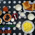 Insegnare ai bambini a fare colazione