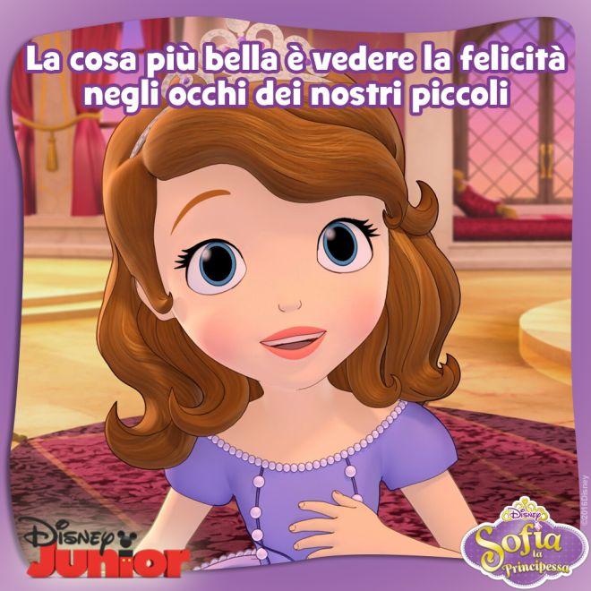 Sofia La Principessa Mamma Felice
