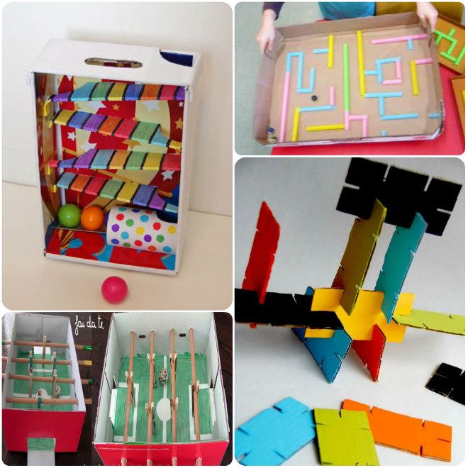 Célèbre Giochi creativi per bambini con le scatole di cartone | Mamma Felice GQ53
