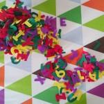 Strumenti di pregrafismo in stile Montessori
