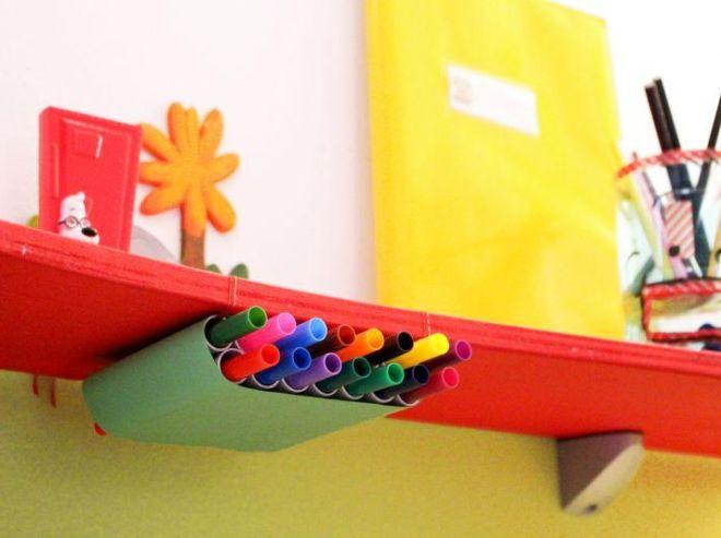 lavoretti-idee-creative-con-plastica-pcv-portamatite-portapennarelli-scrivania-cameretta-bambini