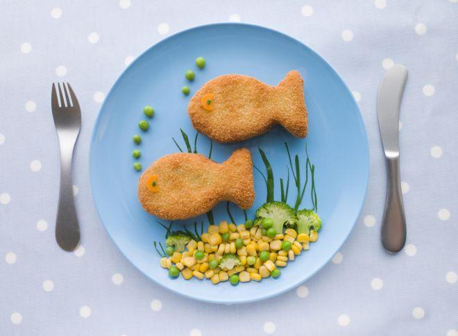 Omogeneizzati di pesce fatti in casa