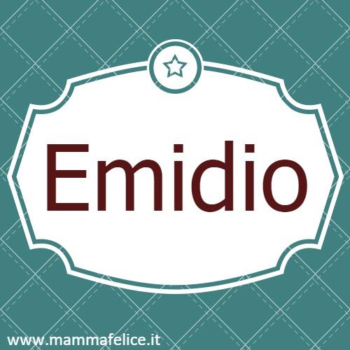 Emidio
