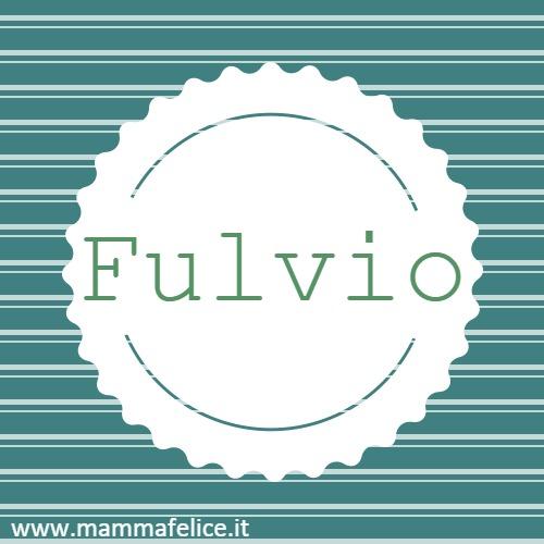 FulvioFulvio