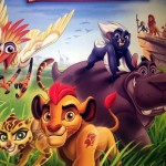The Lion Guard e gli animali della Savana in inglese