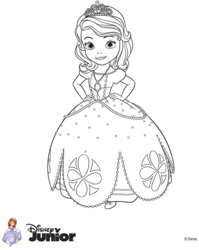 disegno-da-colorare-sofia-la-principessa