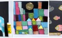 Magritte, Klee, Klimt