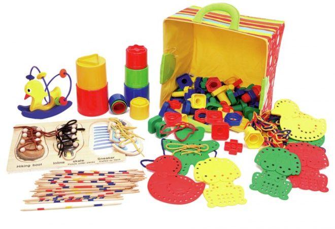Montessori a casa: attività dai 2 ai 3 anni | Mamma Felice