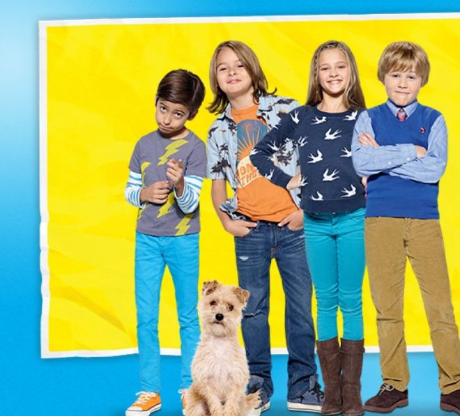 Serie tv per bambini dai agli anni mamma felice