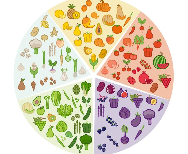 colori-delle-verdure-svezzamento