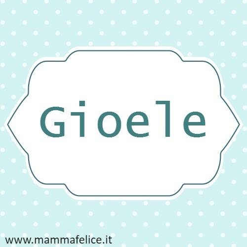 nomi-bambini-gioele