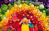 svezzamento e autosvezzamento: ricette con 5 colori delle verdure; cucinare con surgelati