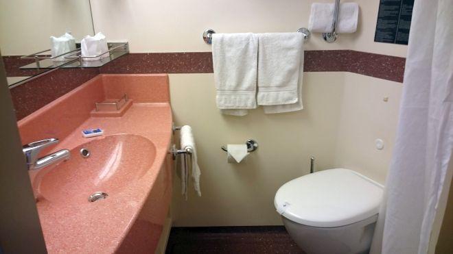foto interni cabine e bagni costa diadema
