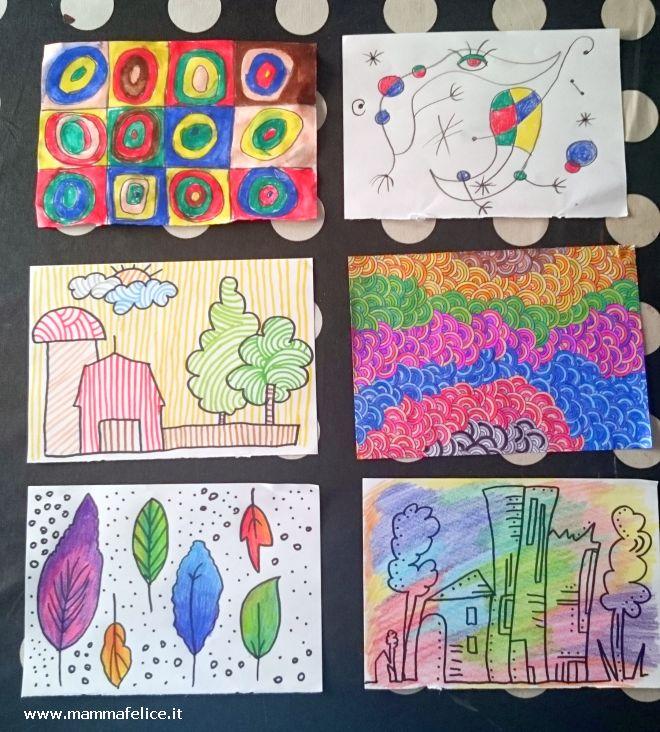 Super Come insegnare ai bambini a colorare bene | Mamma Felice OA35