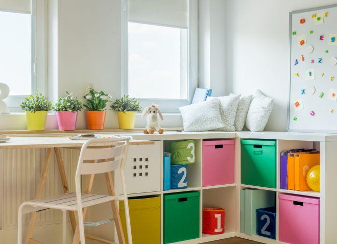 Come iniziare bene l 39 anno scolastico ed essere organizzati - Ideas para organizar juguetes ninos ...
