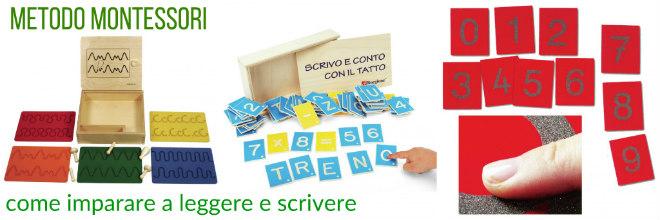 imparare-leggere-scrivere-giochi-montessori-tavole-alfabeto-numeri-tattili-pregrafismo-prescrittura