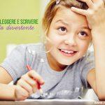 Imparare a leggere e scrivere in modo divertente