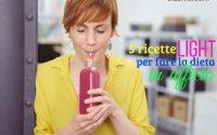 5 ricette light per fare la dieta in ufficio