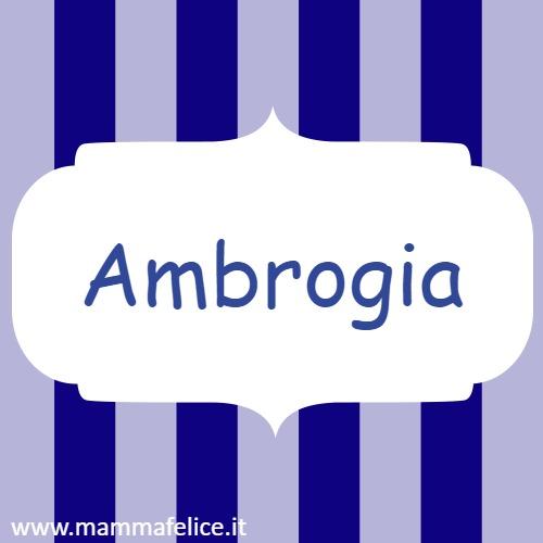 ambrogia