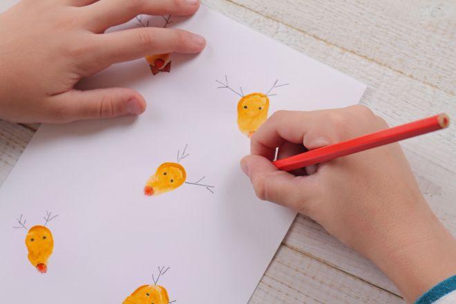 Estremamente Inverno: lavoretti creativi per bambini | Mamma Felice DI91