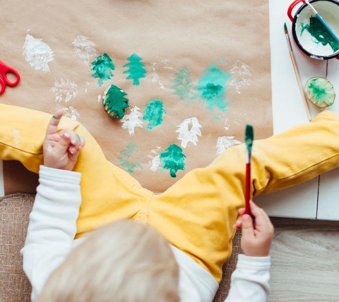 Top Inverno: lavoretti creativi per bambini | Mamma Felice HW65