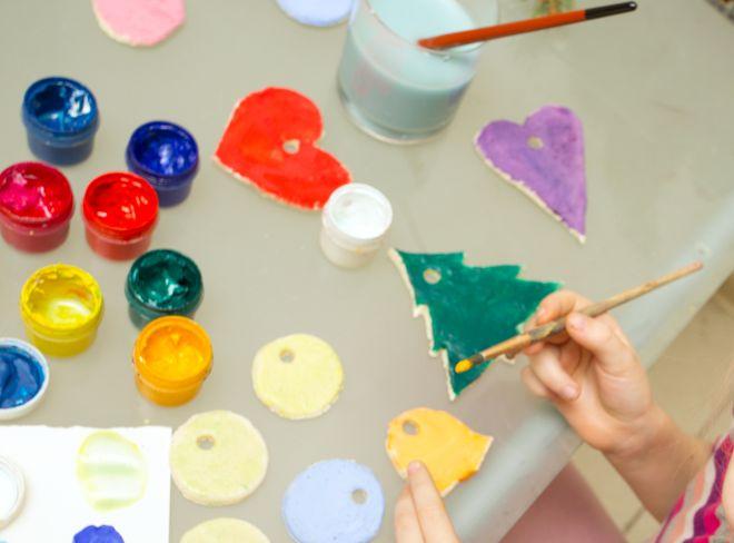 Inverno lavoretti creativi per bambini mamma felice for Lavori creativi da casa