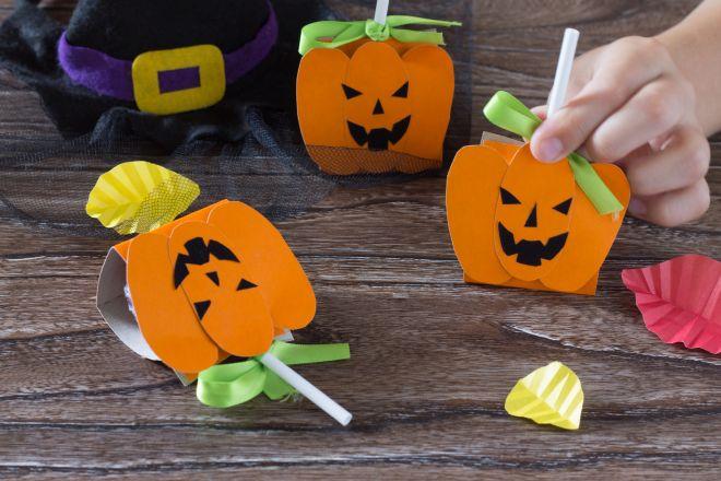 Extrêmement Halloween: lavoretti creativi per bambini | Mamma Felice VK62