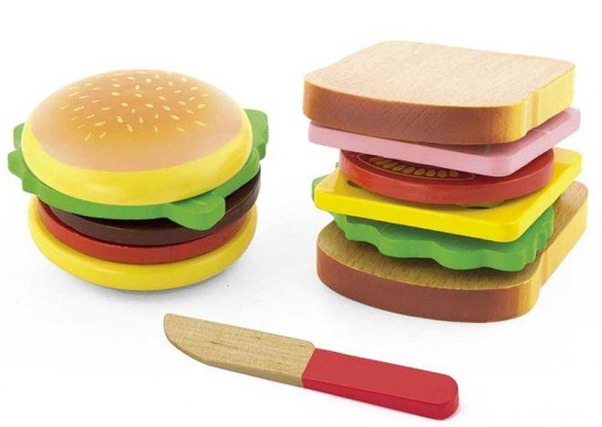 metodo-montessori-gioco-simbolico-cibi-legno