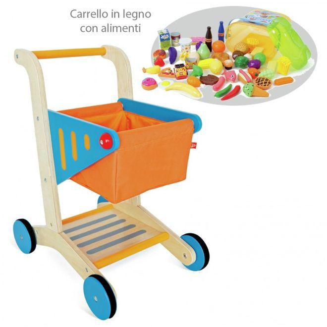 metodo-montessori-gioco-simbolico-mercat-carrello-spesa