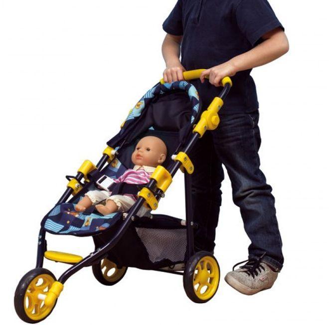 metodo-montessori-gioco-simbolico-passeggino-bambole