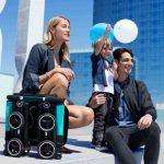 GB POCKIT+ 2017, Passeggino ultra compatto con schienale regolabile