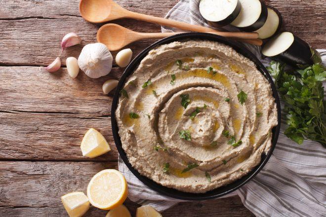 ricette-vegetariane-hummus-melanzane-baba-ganoush