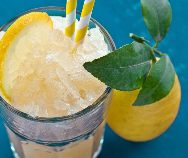 ricette-vegetariane-sorbetto-limone-spumante