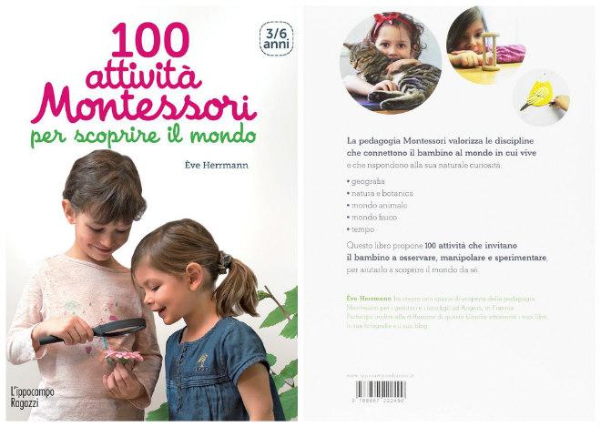 Montessori dove comprare libri di attivit per bambini - Porta libri montessori ...
