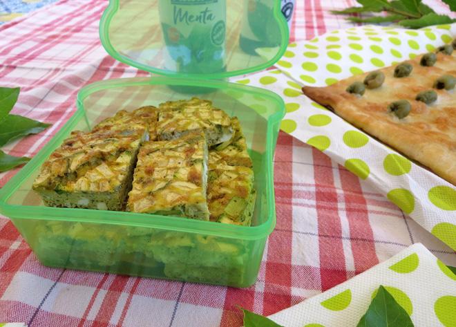 ricetta-frittata-zucchine-pesto