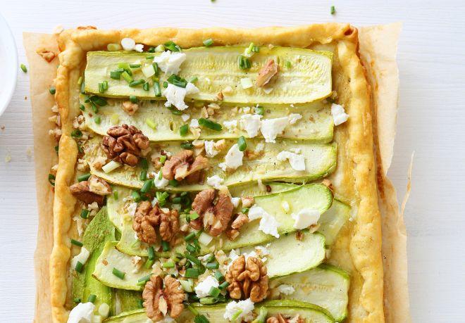 ricette-per-cena_sfogliata-verdure